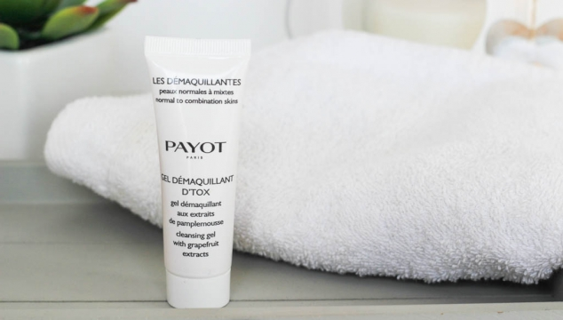 Crash Test : Le Gel Démaquillant D'Tox de Payot