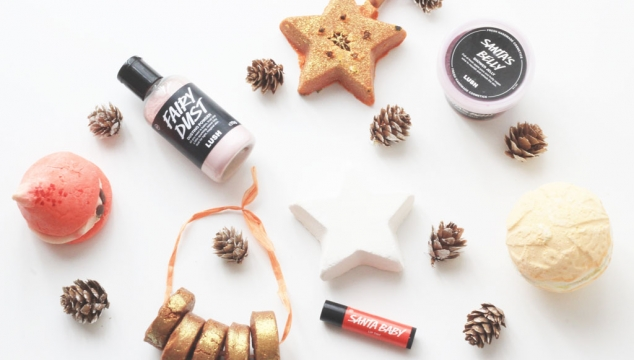 Lush 2015 Christmas Collection ♥