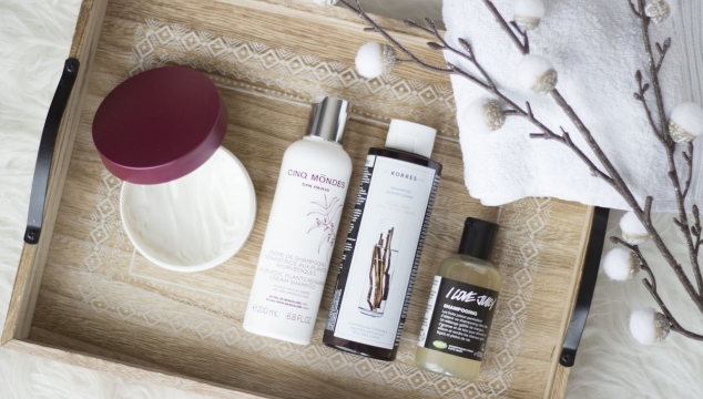 Mes soins capillaires du moment – Cruelty-Free
