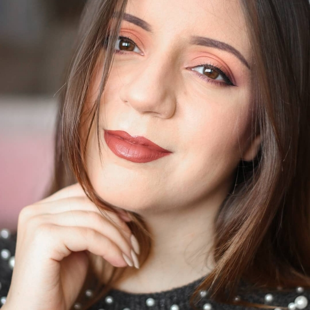 Full makeup colourpopcosmetics   colourpopcosmetics FEM ROSA She Palettehellip