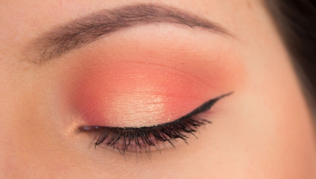 Maquillage esprit « sunset »