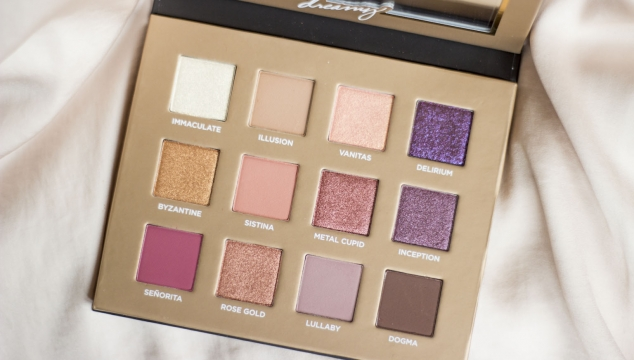 3 looks avec la palette Dreamy de Nabla Cosmetics (+ review)